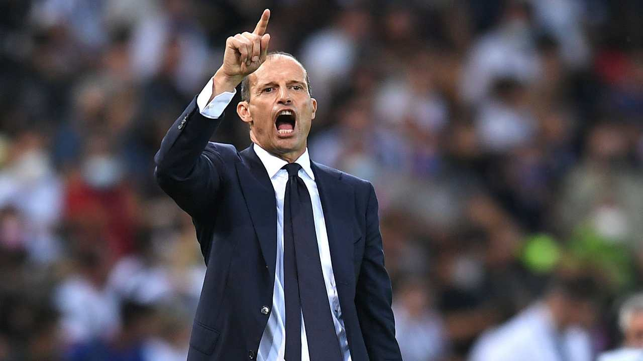 Allegri post Juventus Sampdoria
