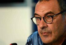 Inter Lazio Sensi Luis Alberto Sarri