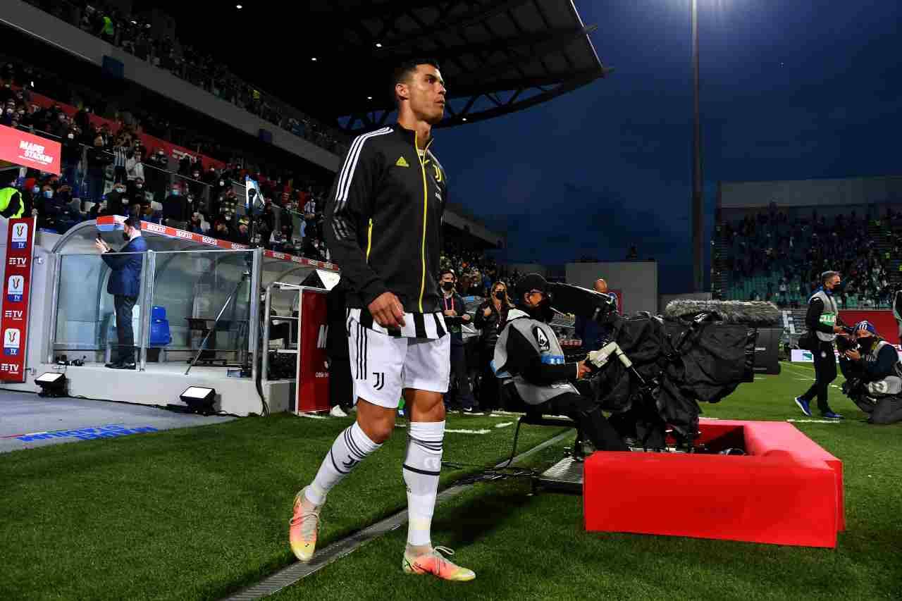 Calciomercato Juventus, addio Ronaldo | Doppia ipotesi a fine contratto