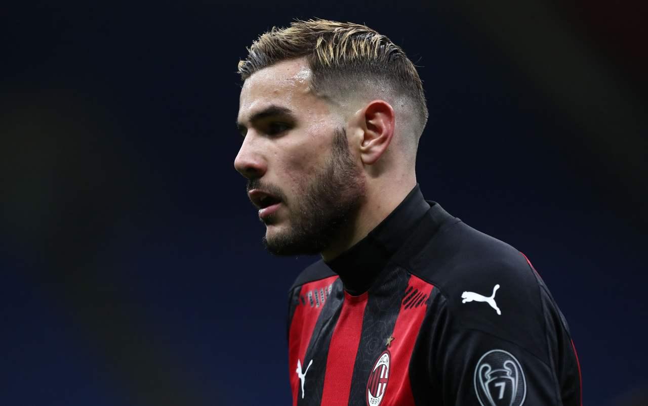 Calciomercato Milan, bomba Theo Hernandez | Affare da 60 milioni