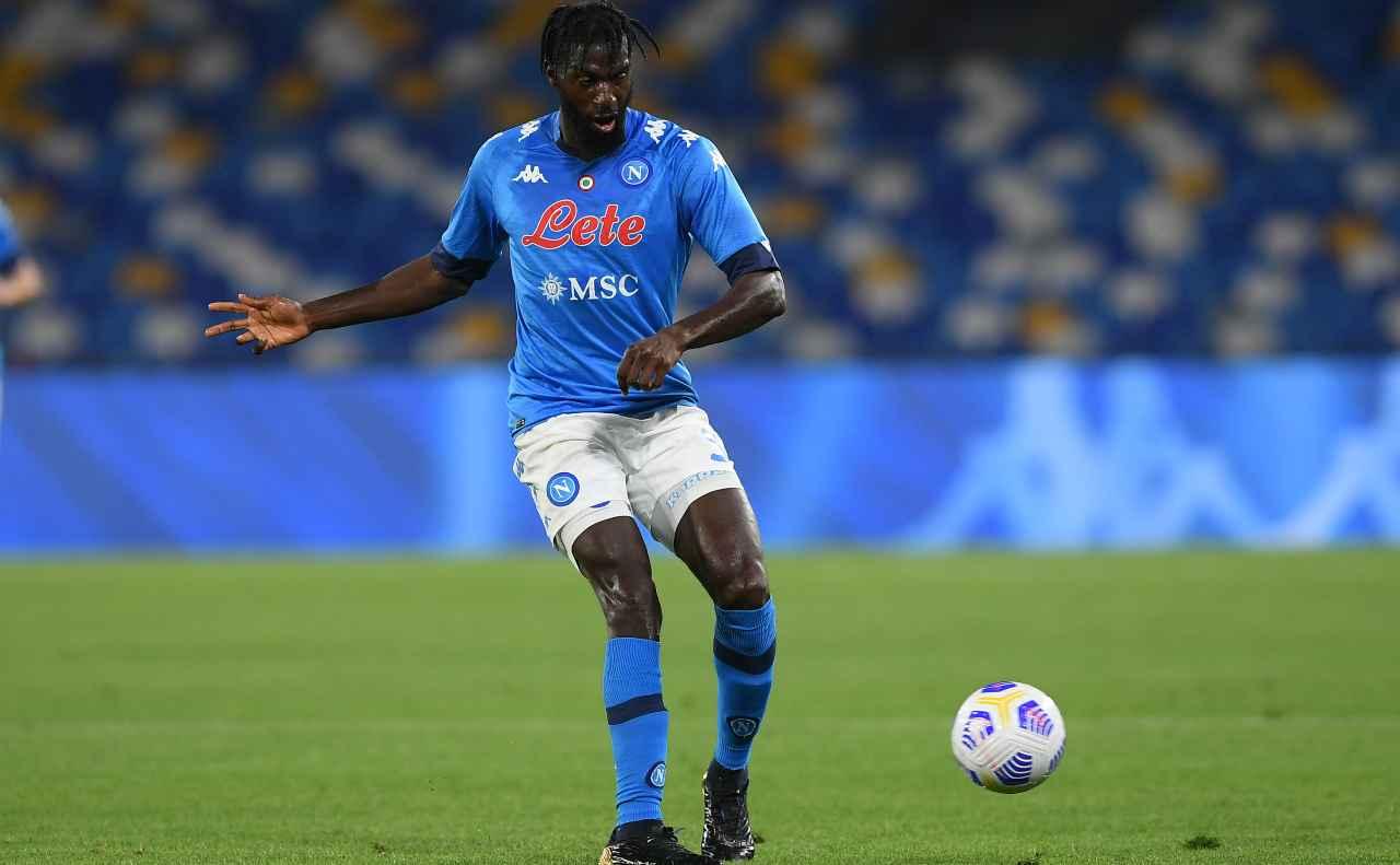 Bakayoko Napoli Milan Juventus