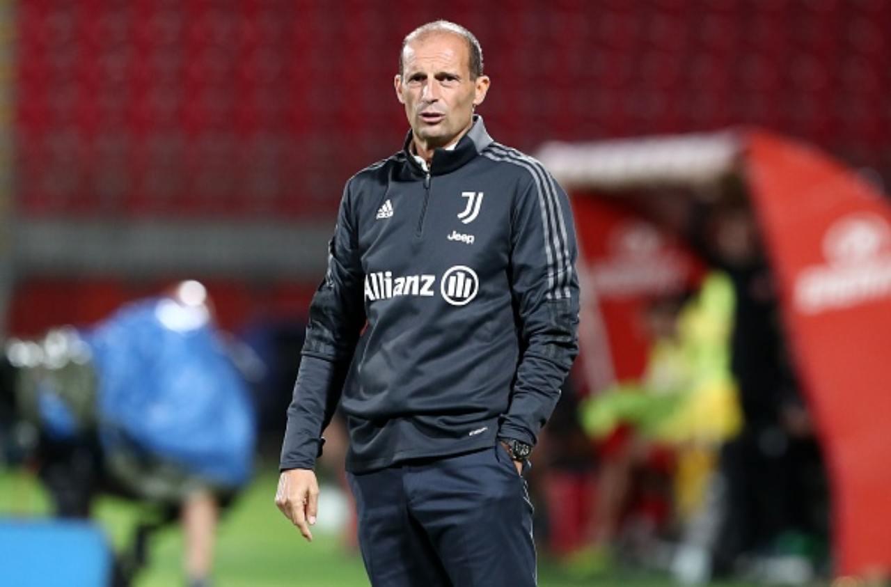 Calciomercato Juventus, Allegri e il possibile addio di McKennie