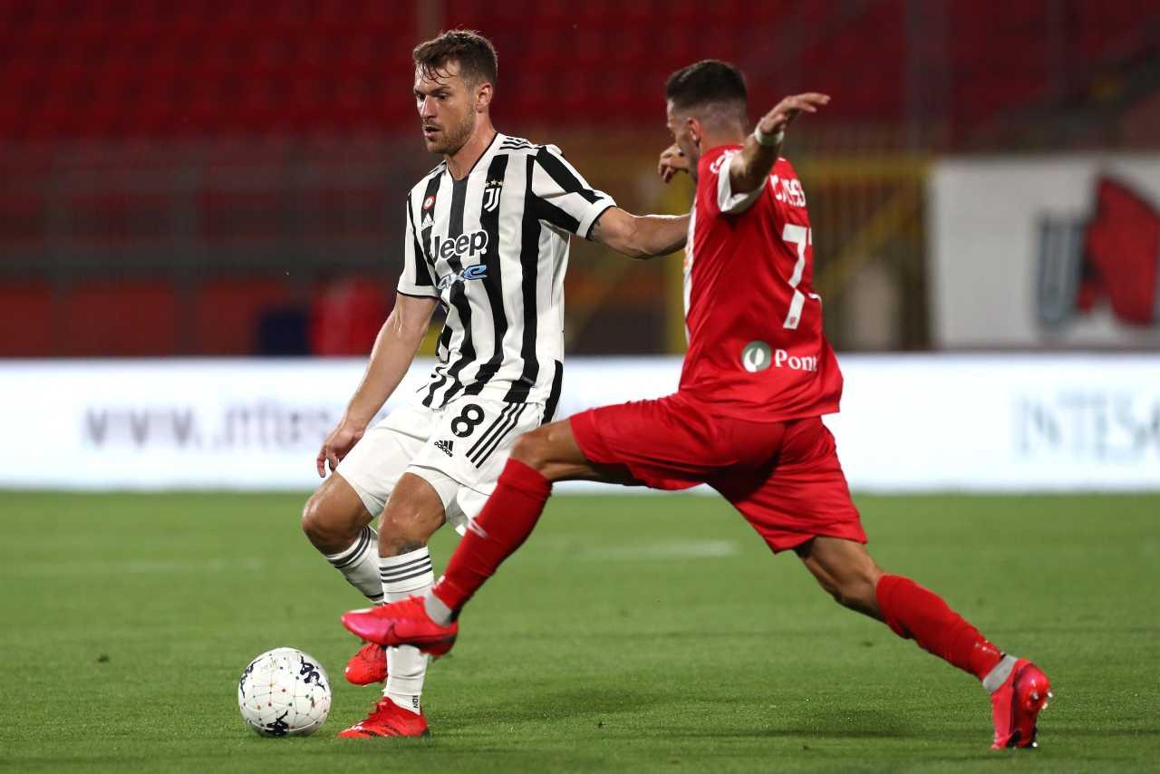 Calciomercato Juventus, Ramsey dirà addio   La situazione