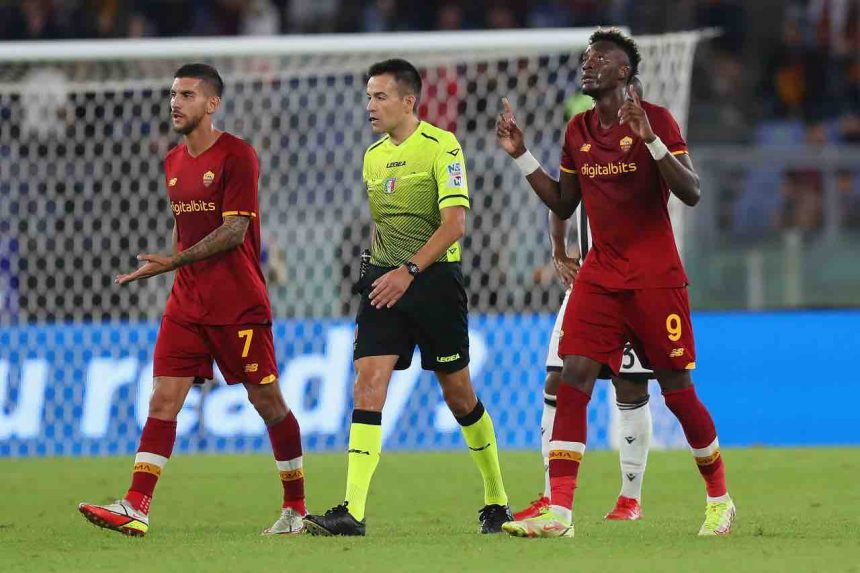 Abraham Roma Udinese