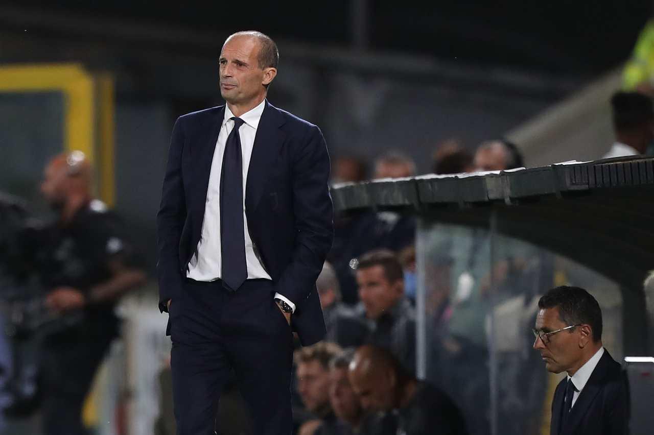 Allegri e lo scambio che fa felice la Juventus