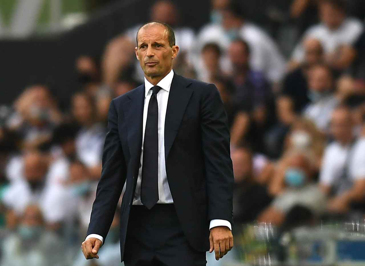 Juventus Chelsea Allegri Tuchel formazioni ufficiali