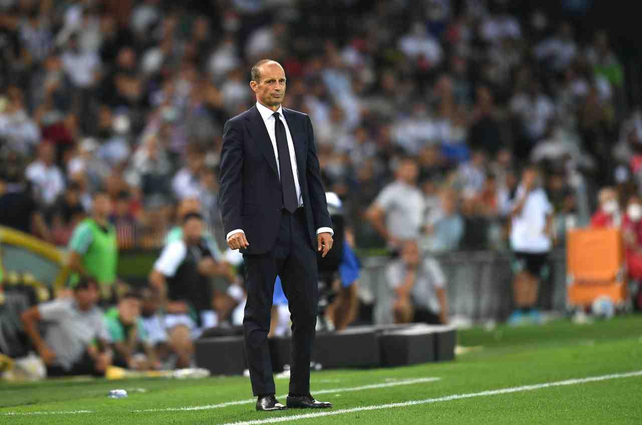 Calciomercato Juventus, Allegri e il colpo Dembele