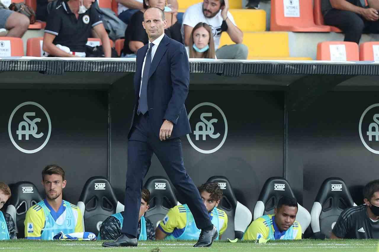 Juventus, Ramsey per Castagne