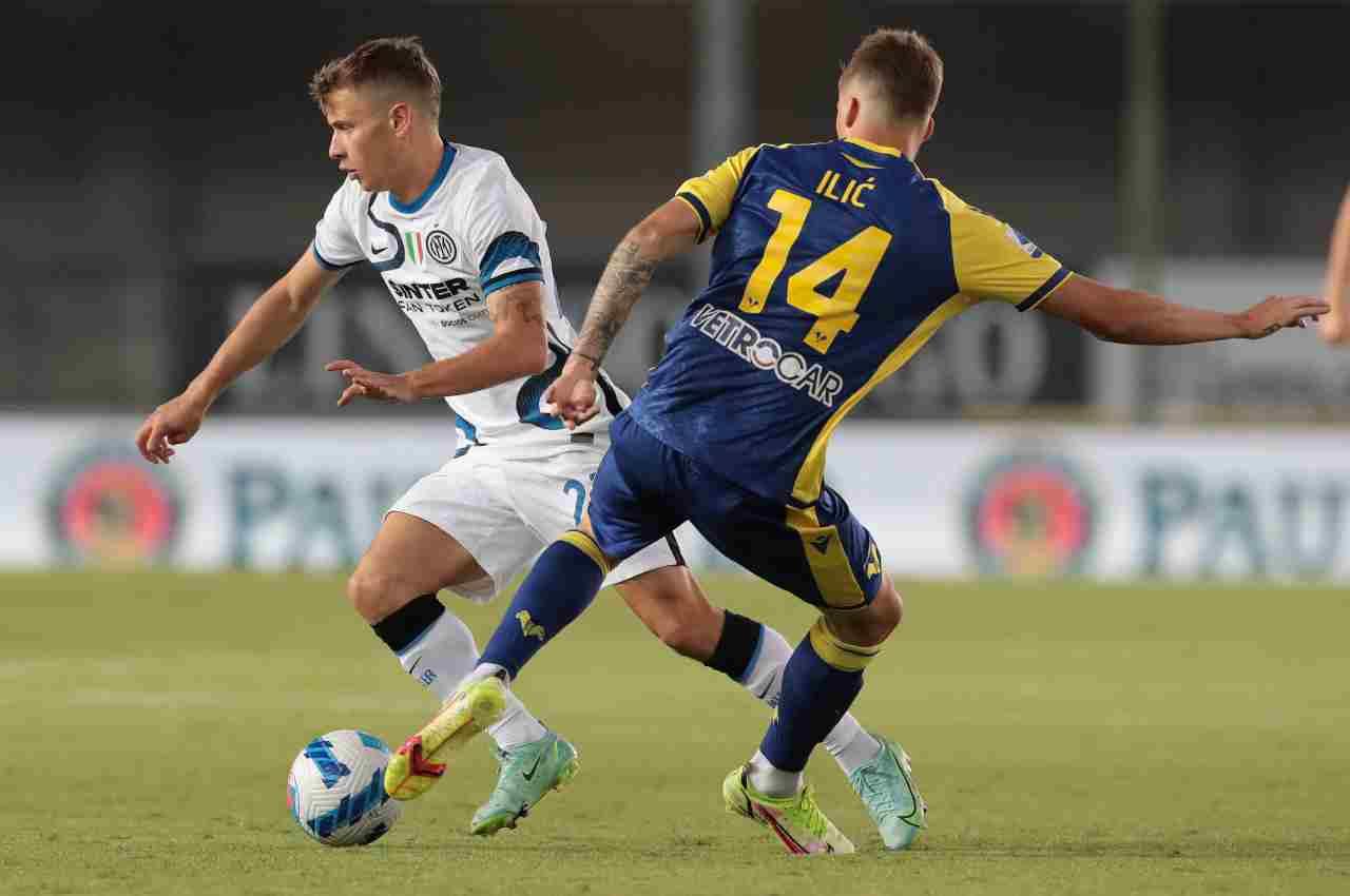 L'Inter e il destino dei big: il futuro di Barella