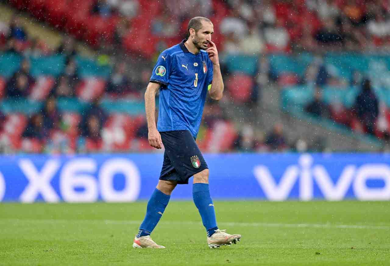 Svizzera Italia Juventus Chiellini Mancini