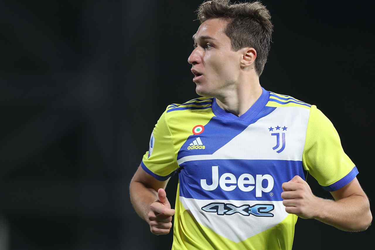 Juventus Chelsea Chiesa Kovacic Werner