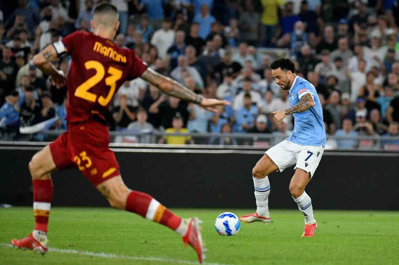 Felipe Anderson Lazio Roma