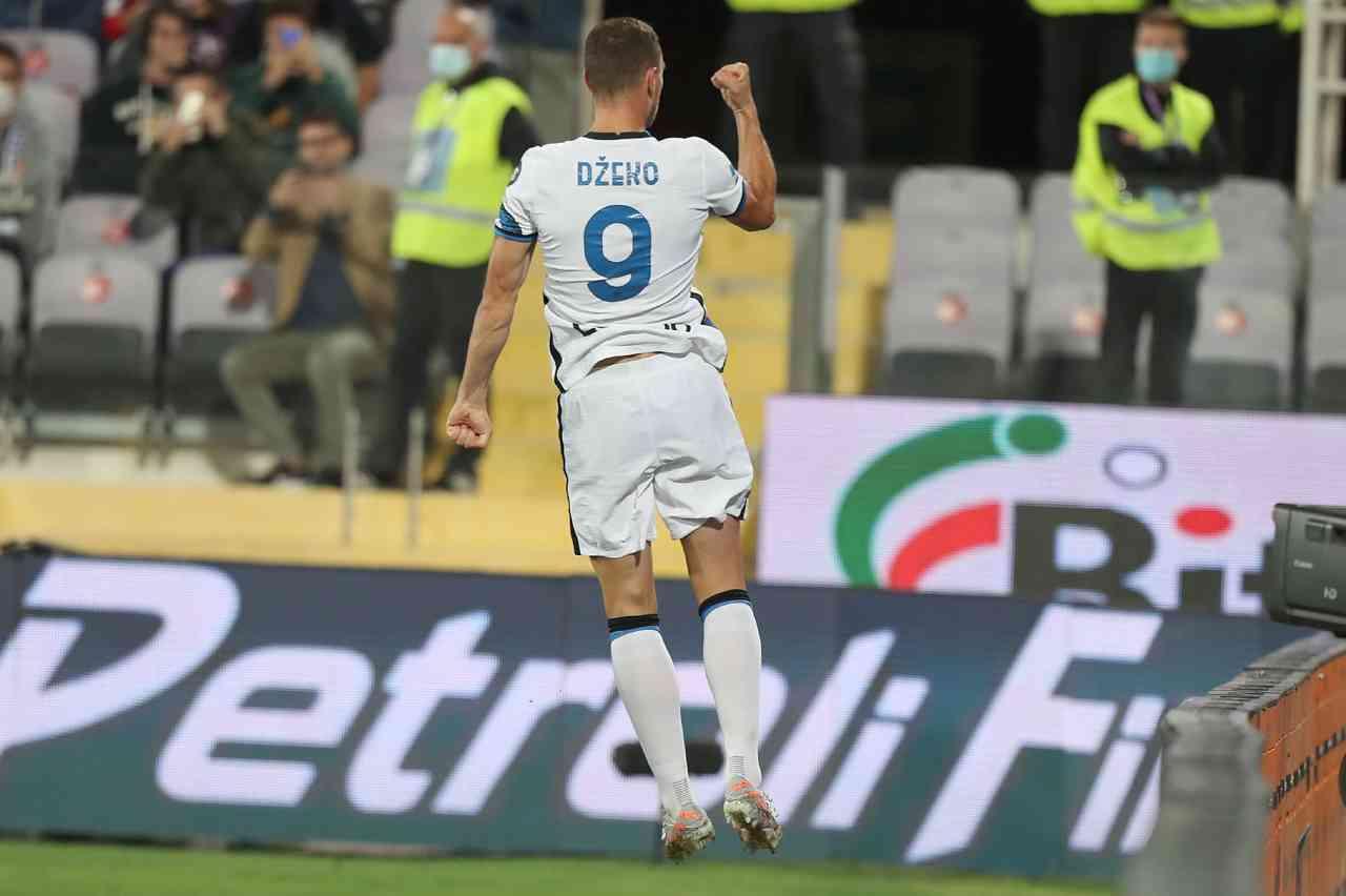 Fiorentina Inter Atalanta Sassuolo