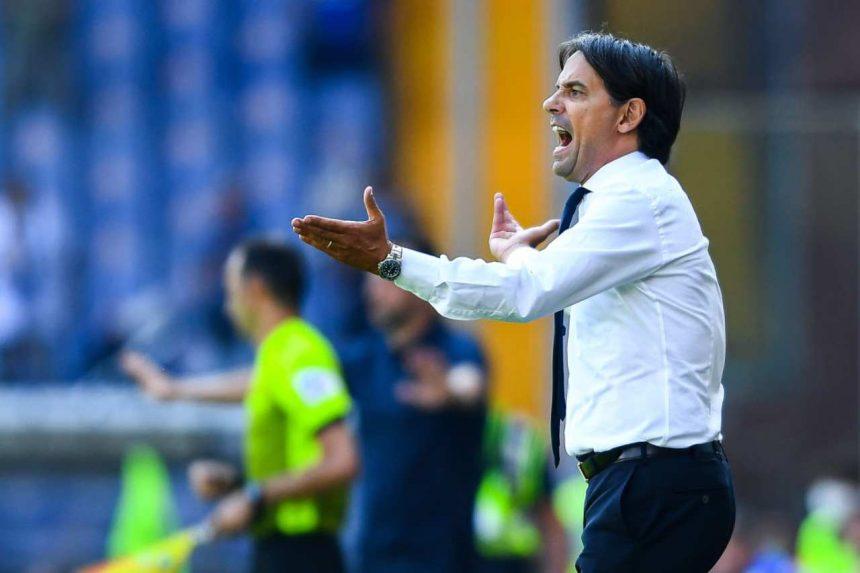 Inter Inzaghi Vidal infortunio ufficiale
