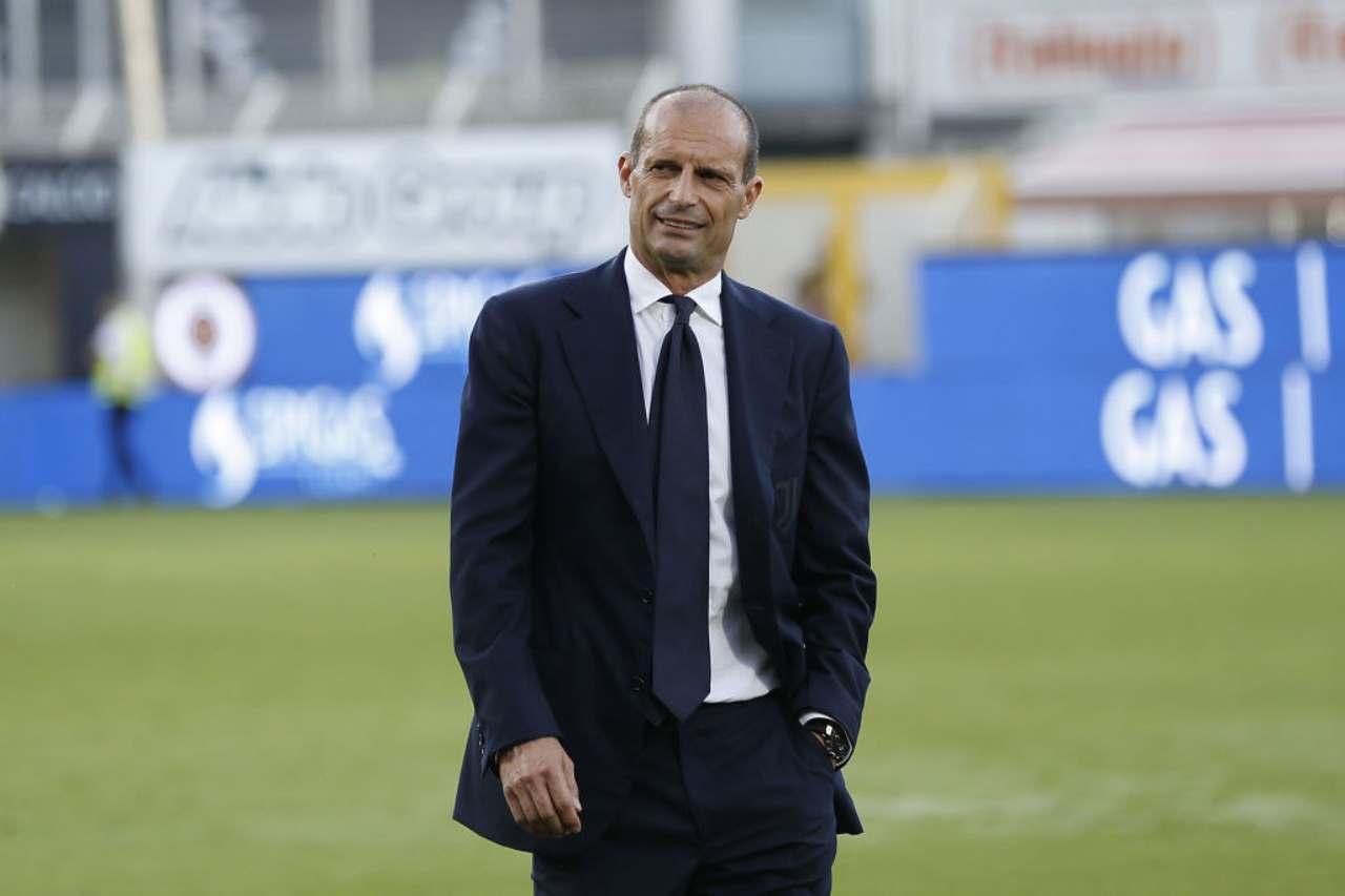 Juventus, idea Mancini per Allegri