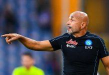 Spalletti formazioni ufficiali Napoli Bologna