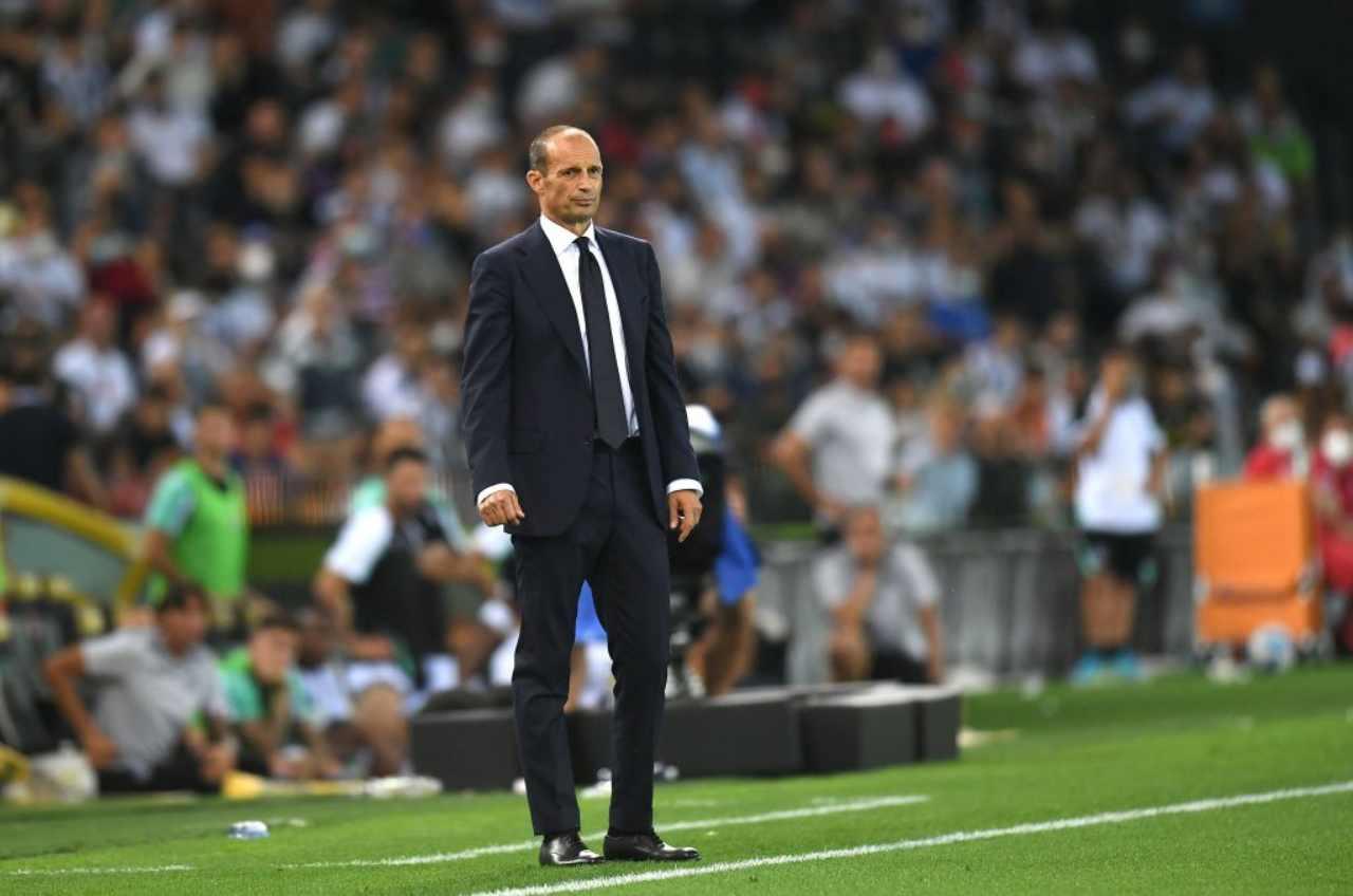 Juventus, la formazione di Allegri