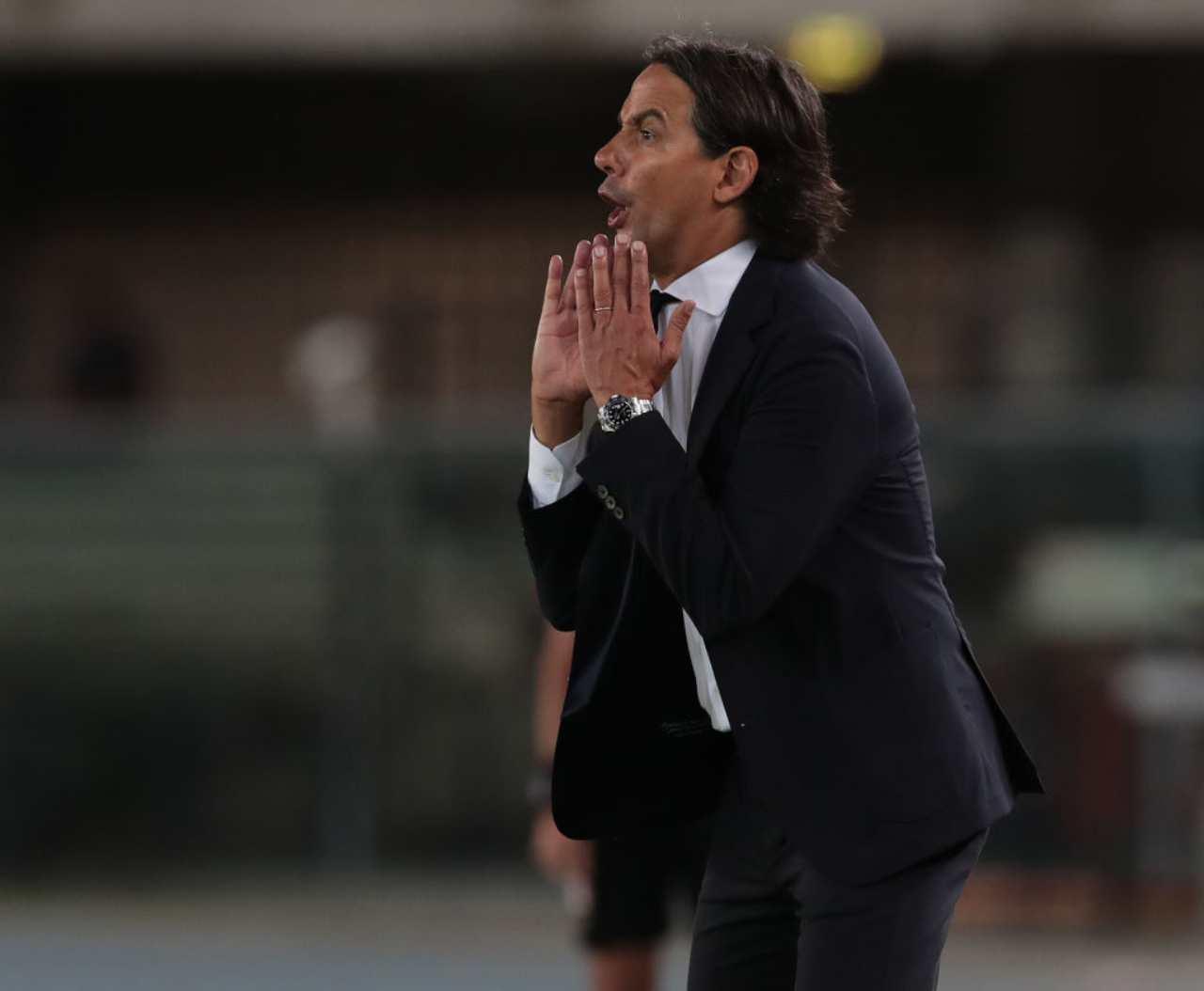 Inter, Inzaghi punta Pulgar