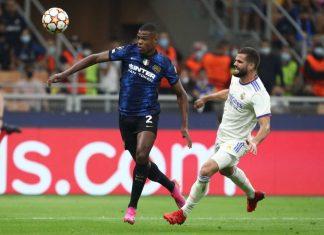 Inter, Dumfries non convince