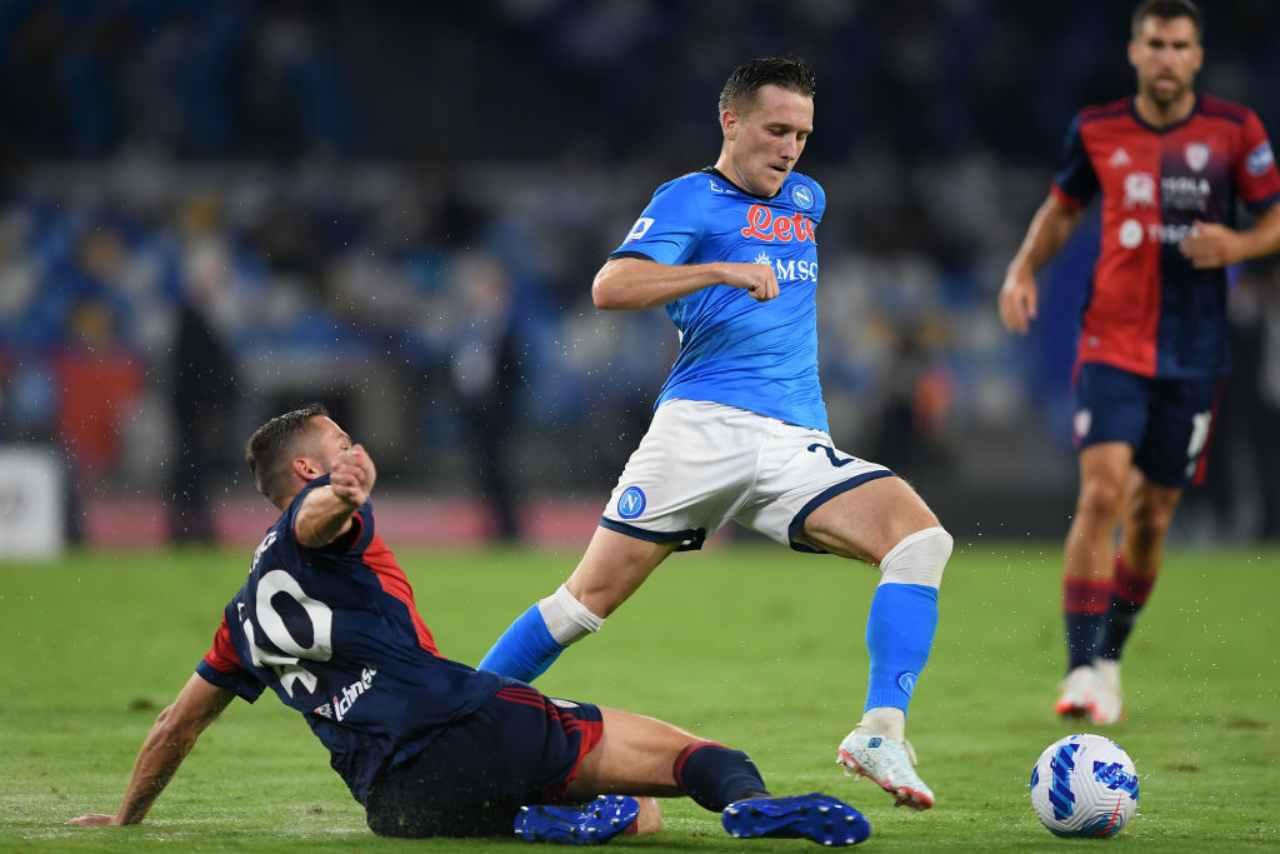 Inter, obiettivo Zielinski