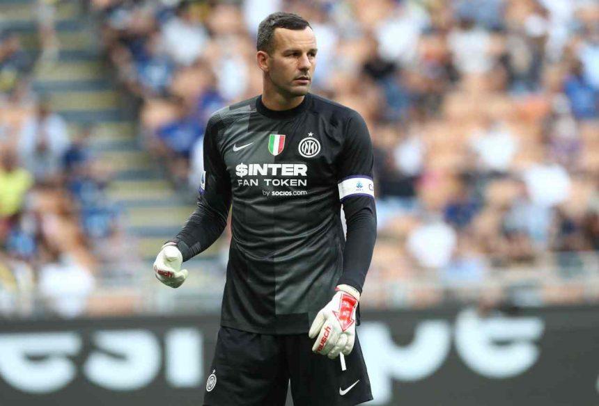 Inter Onana Ajax Handanovic