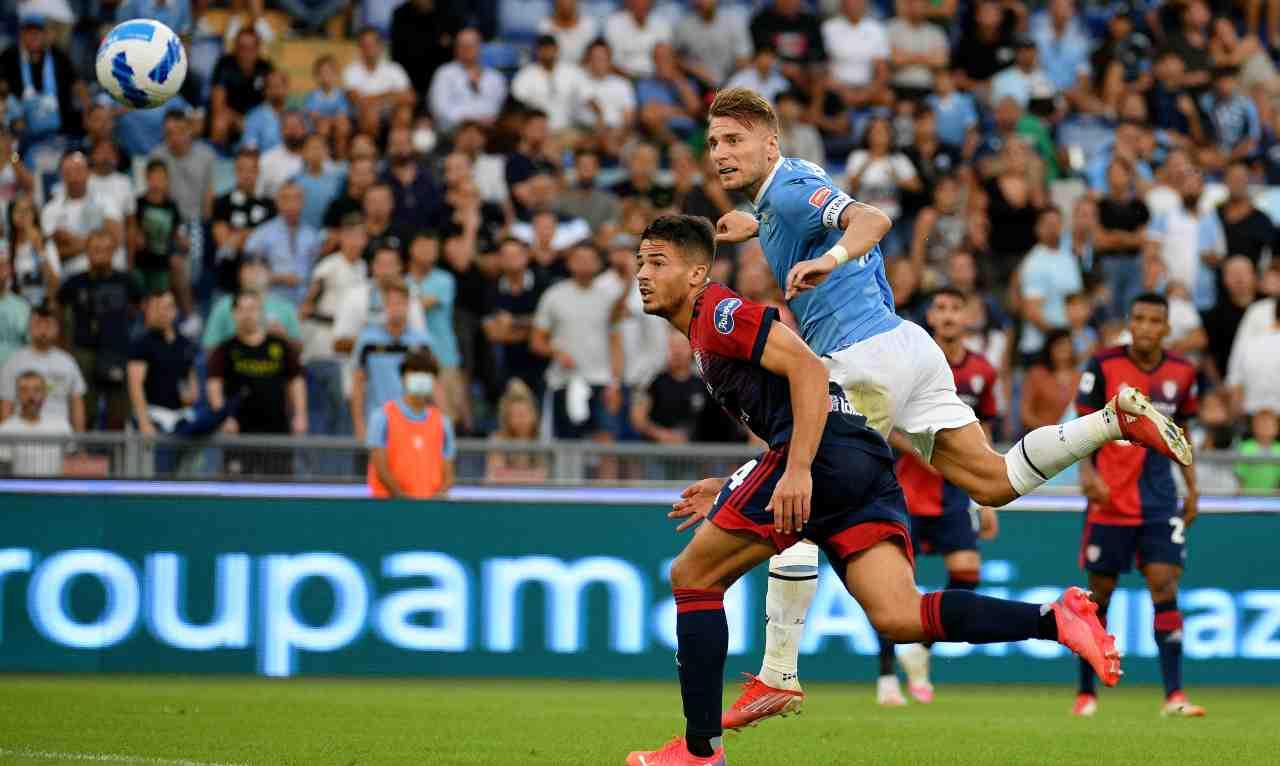 Pari in rimonta per la Lazio, primo passo falso per Mourinho