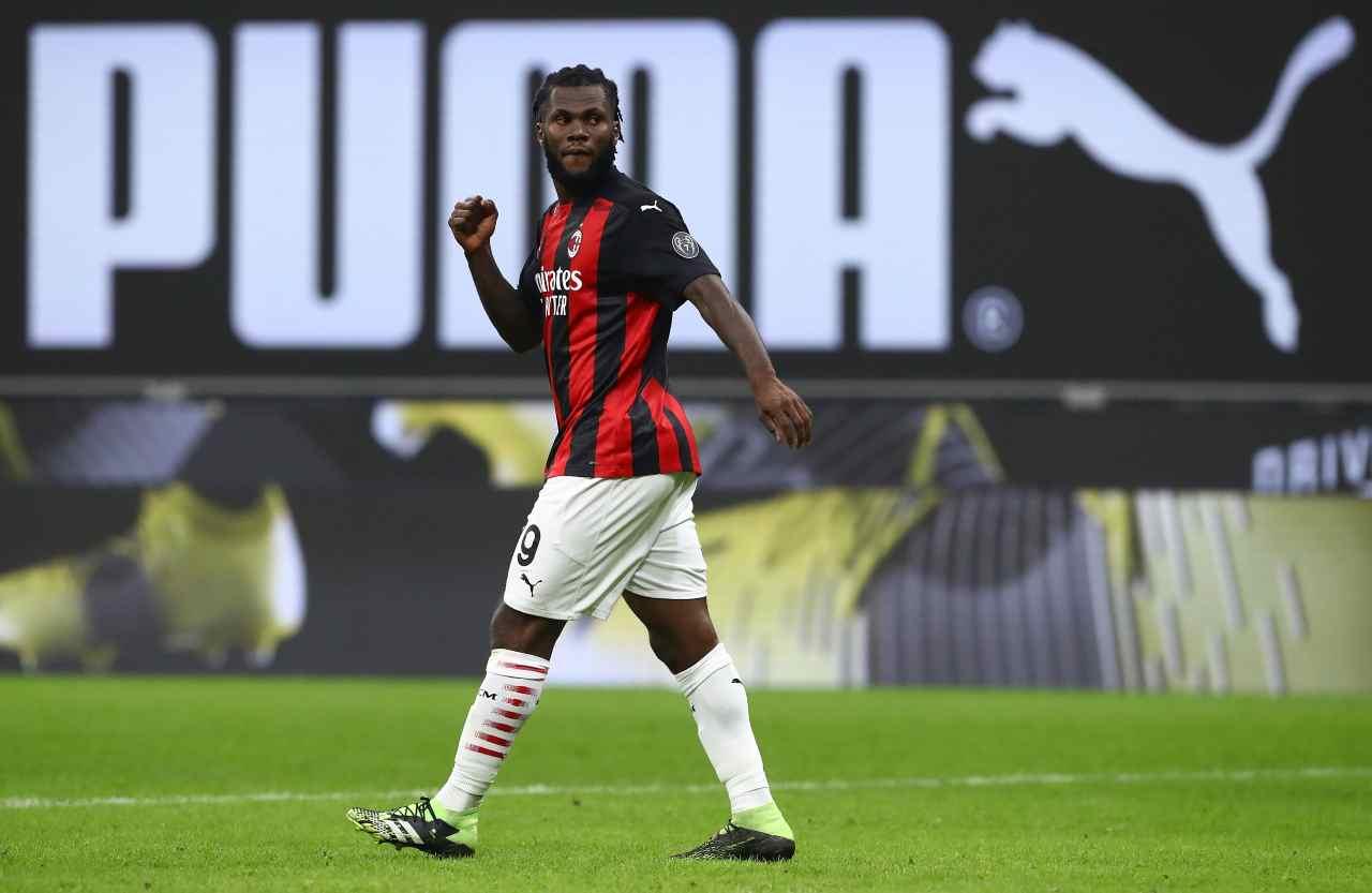 Milan Kessie Inter