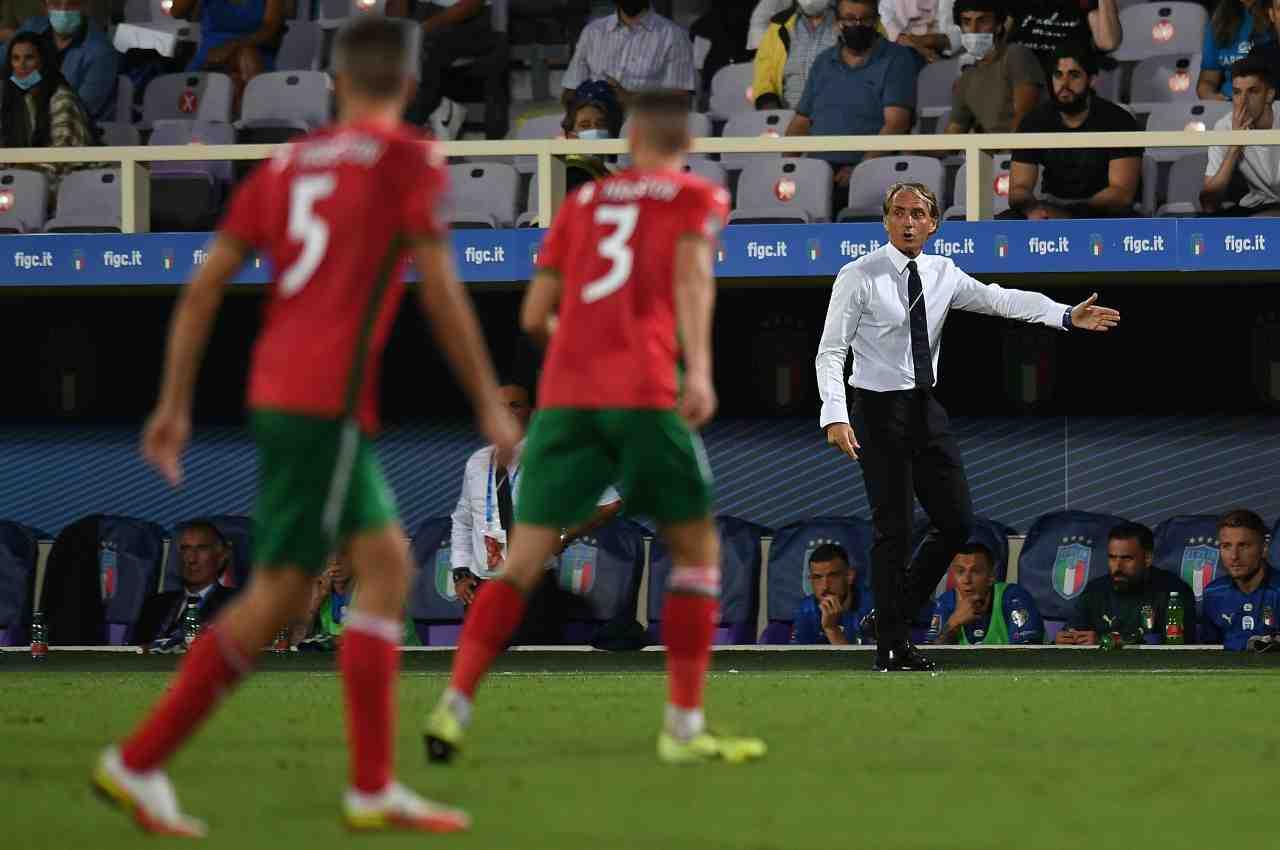 Svizzera Italia Mancini Chiellini Juventus