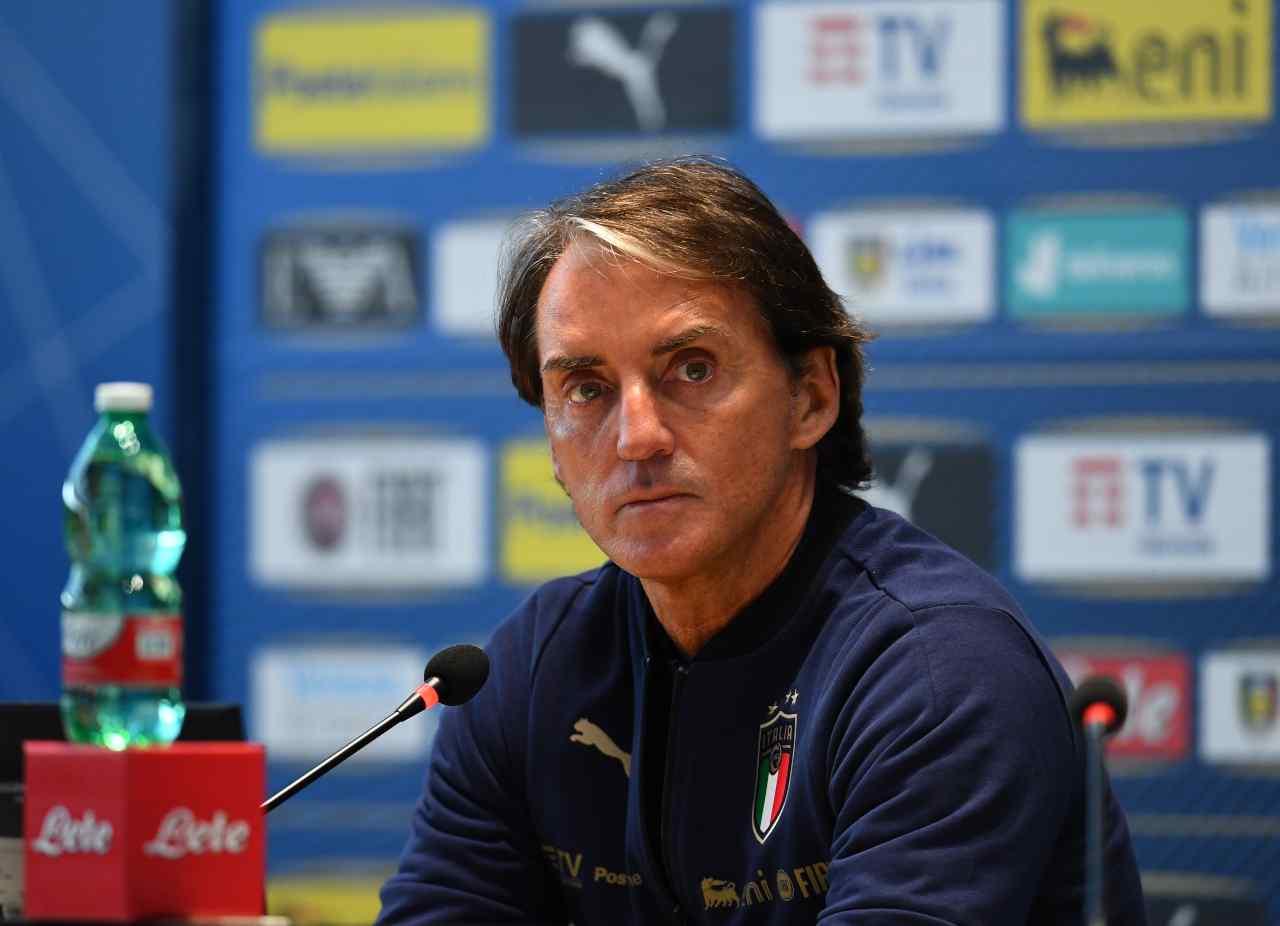 Italia Lituania Mancini Immobile
