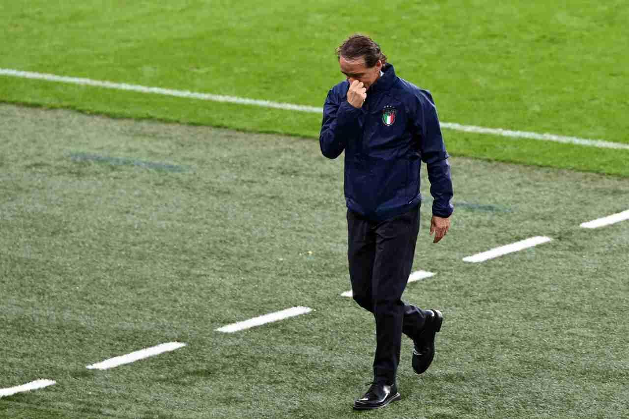 Scoppia il giallo tra Inter e Italia: la reazione di Mancini