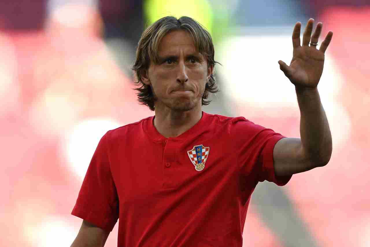 Calciomercato Juventus, Modric si offre con Pogba al Real