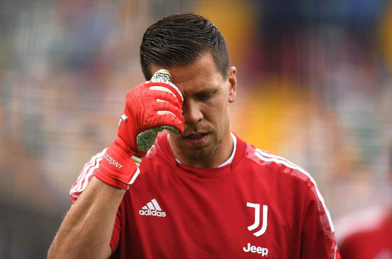 Juventus Inter Handanovic Szczesny de Gea Manchester United