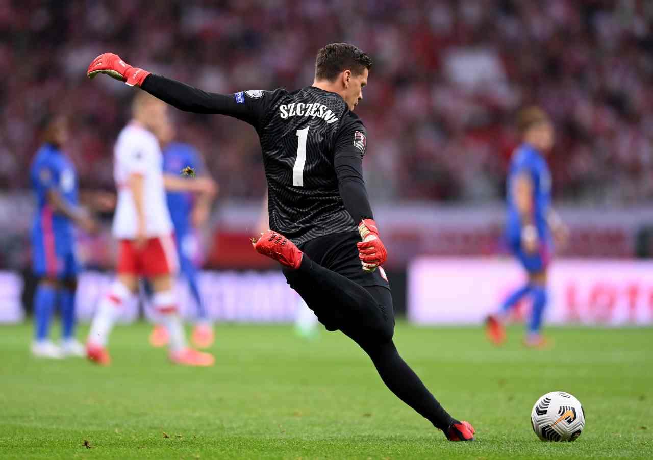 Szczesny catastrofico, ribaltone in casa Juve: perché Allegri deve cambiare