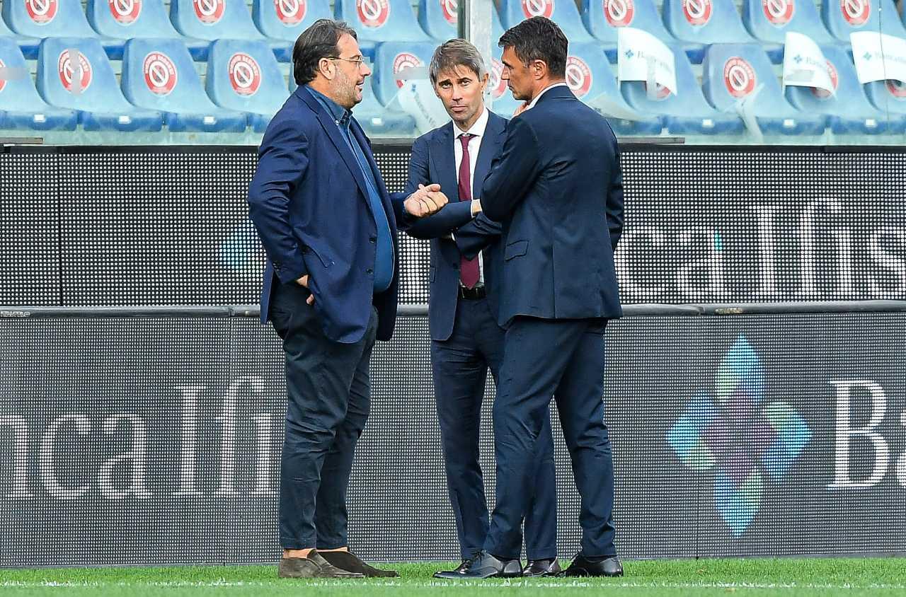 Maldini Milan calciomercato Real Madrid