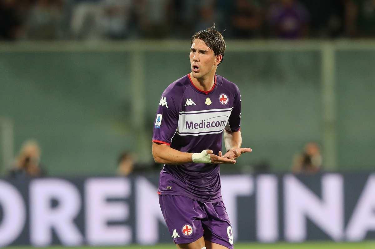 Vlahovic calciomercato Fiorentina