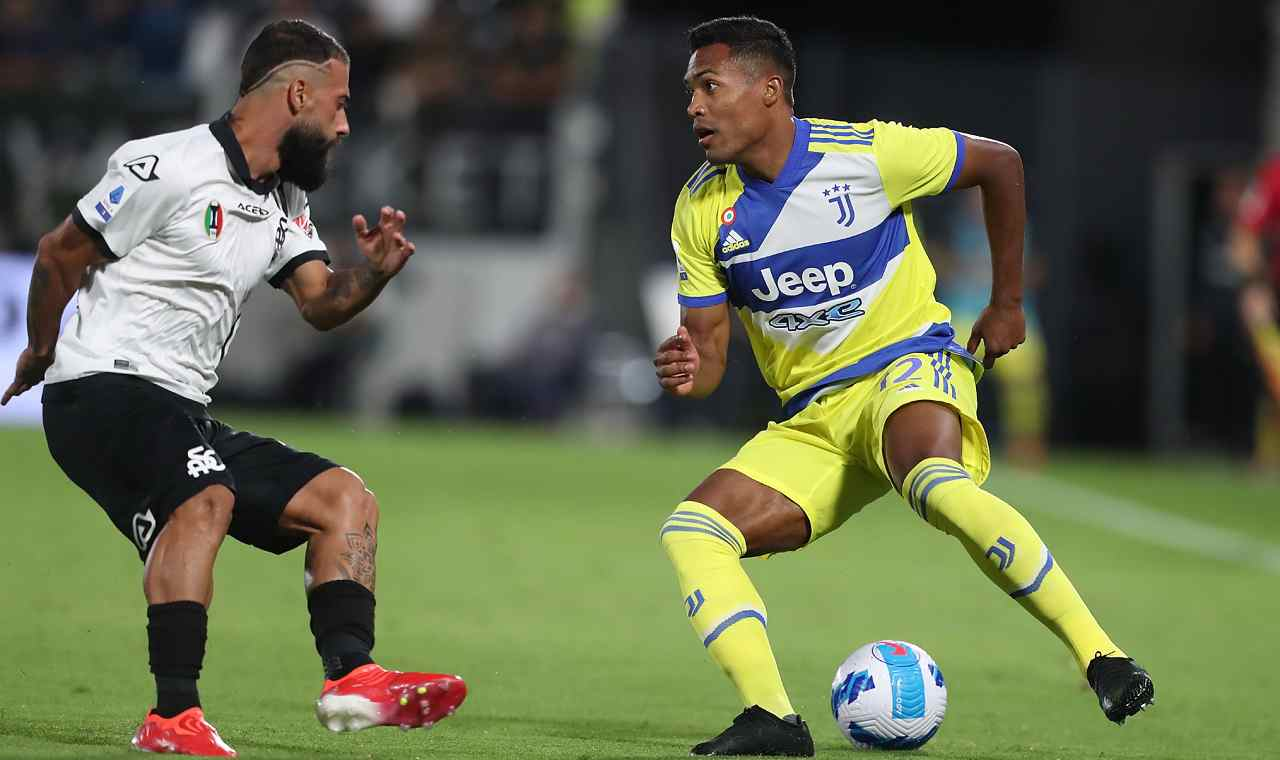 Angelino Juventus Alex Sandro