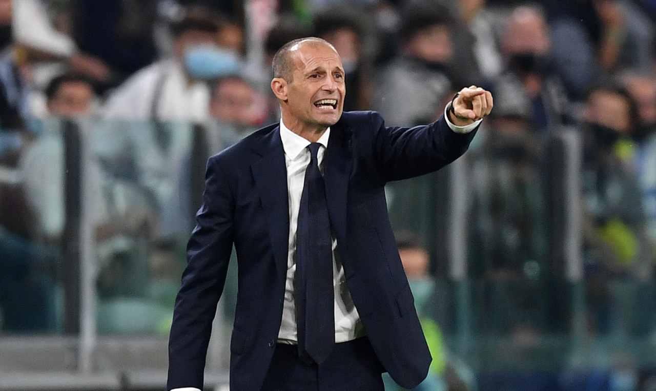Torino Juventus formazioni ufficiali Allegri Juric Cuadrado