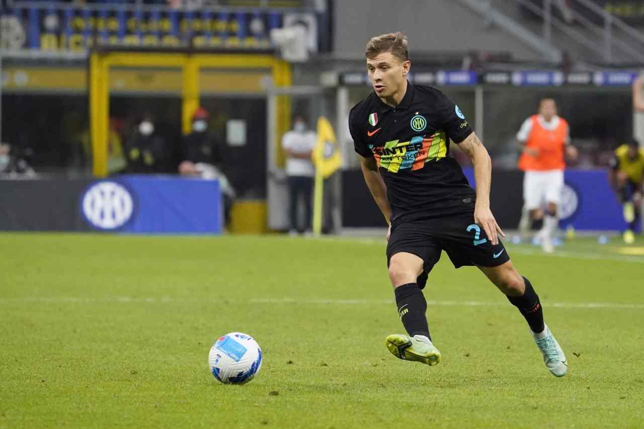 Inter Barella Conte Manchester United