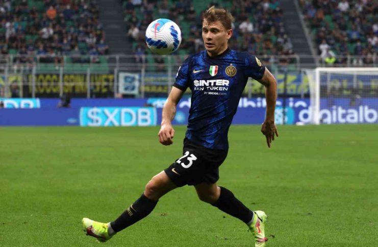 Inter, Barella Liverpool