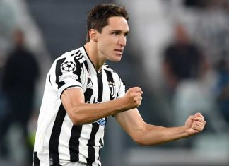 Chiesa Salah Juventus Liverpool