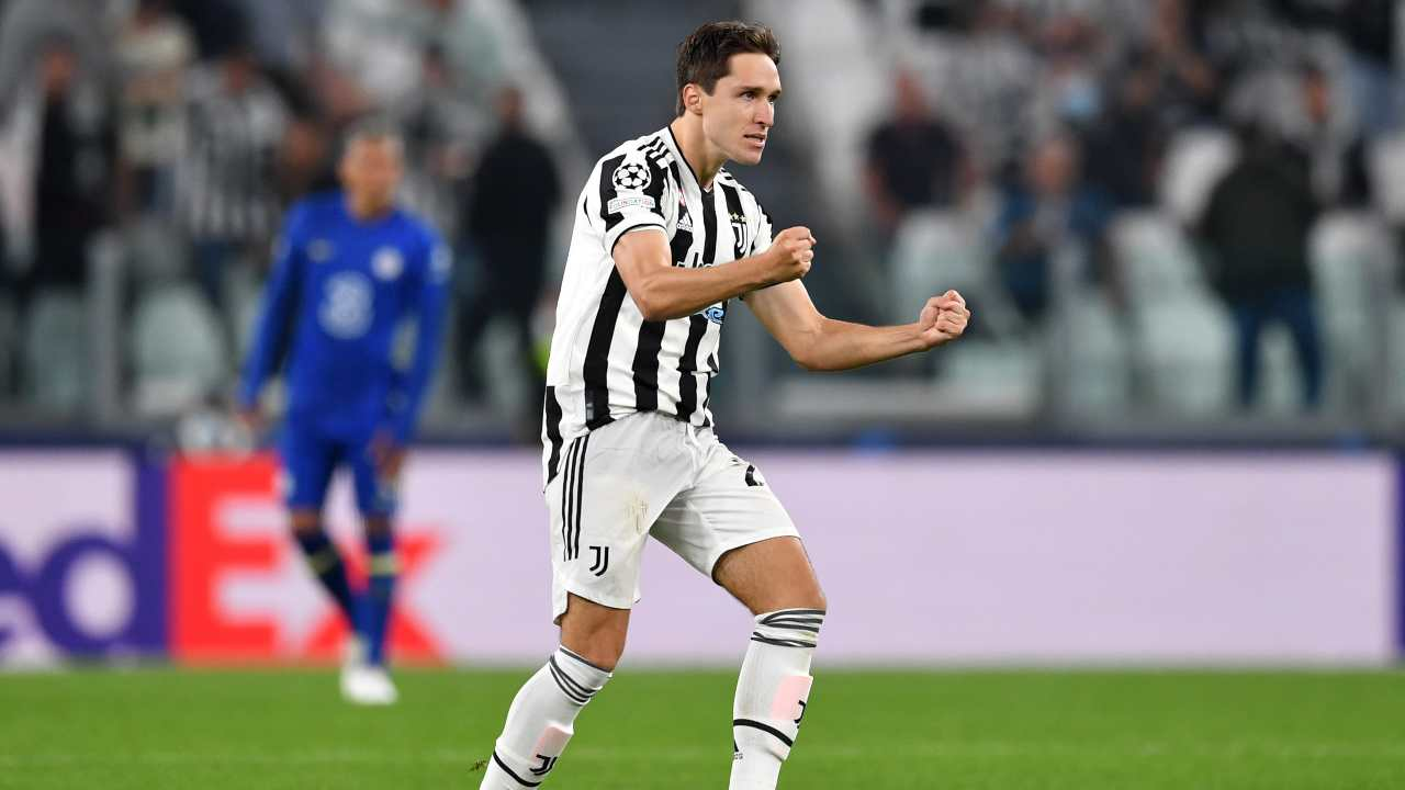 Chiesa calciomercato Juventus Chelsea