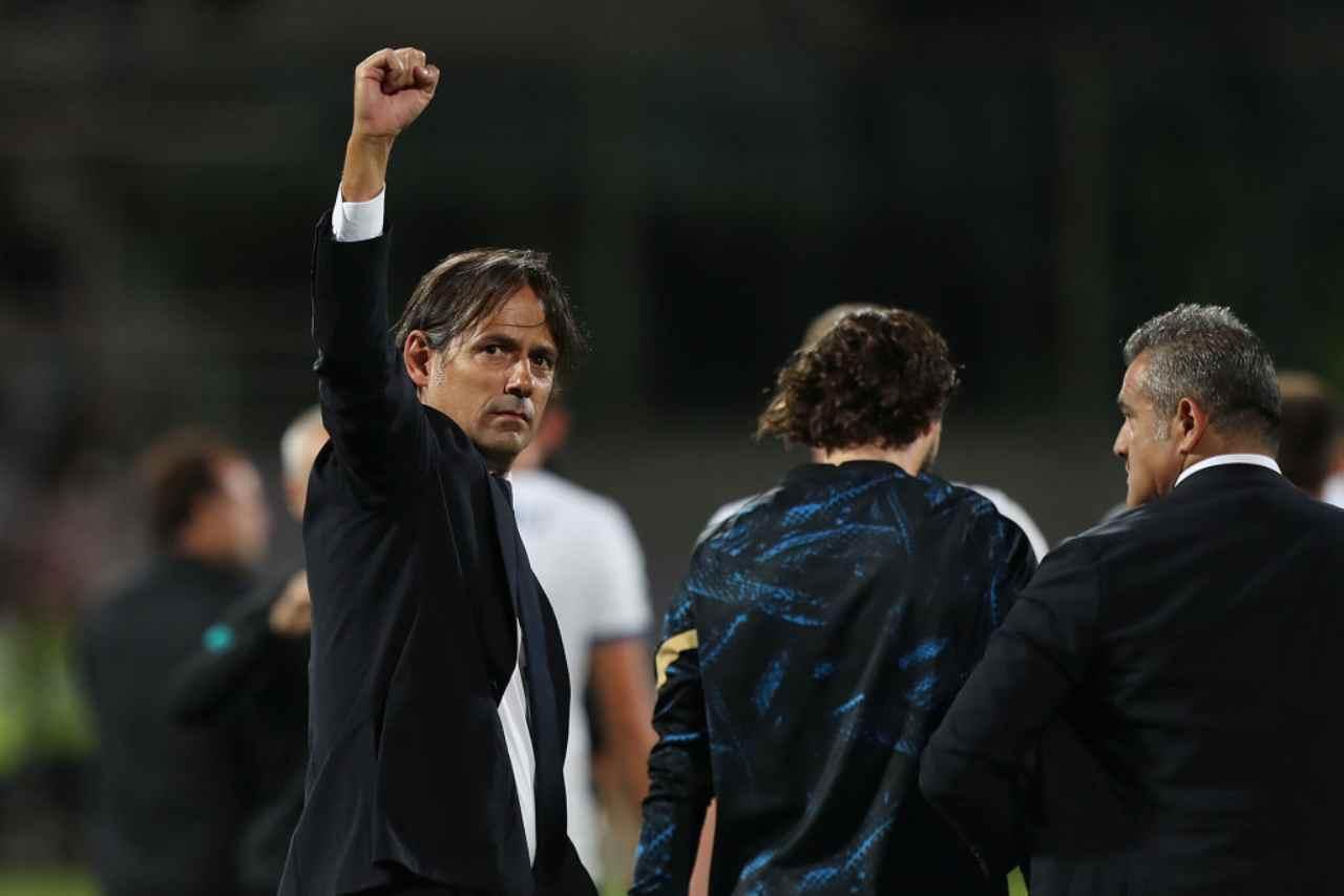 Inter, Inzaghi su Nandez