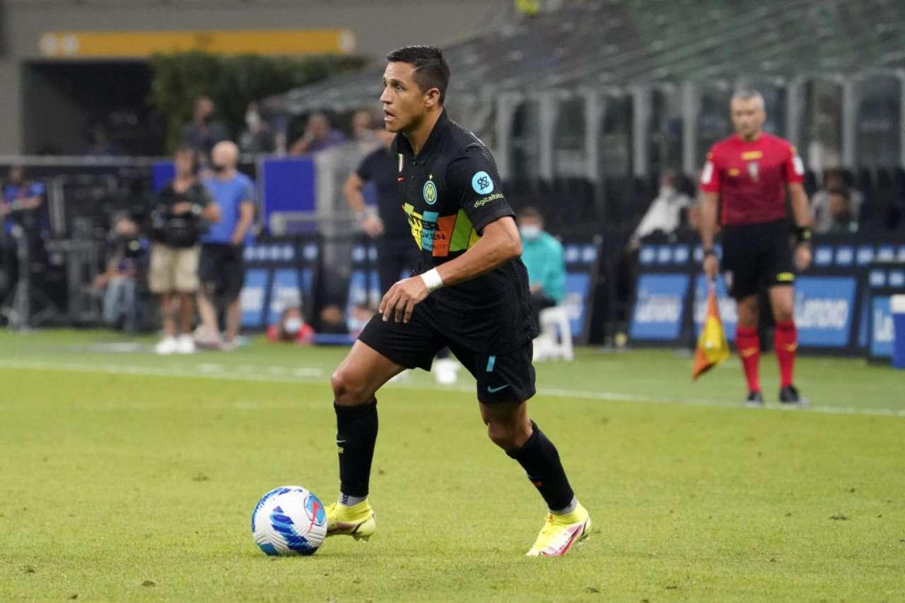 Inter, addio Sanchez