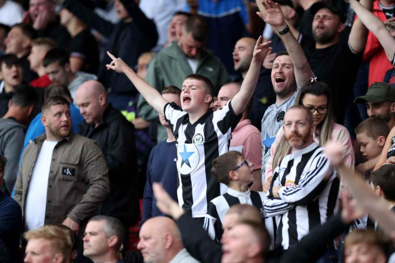 Newcastle pronto alle spese folli