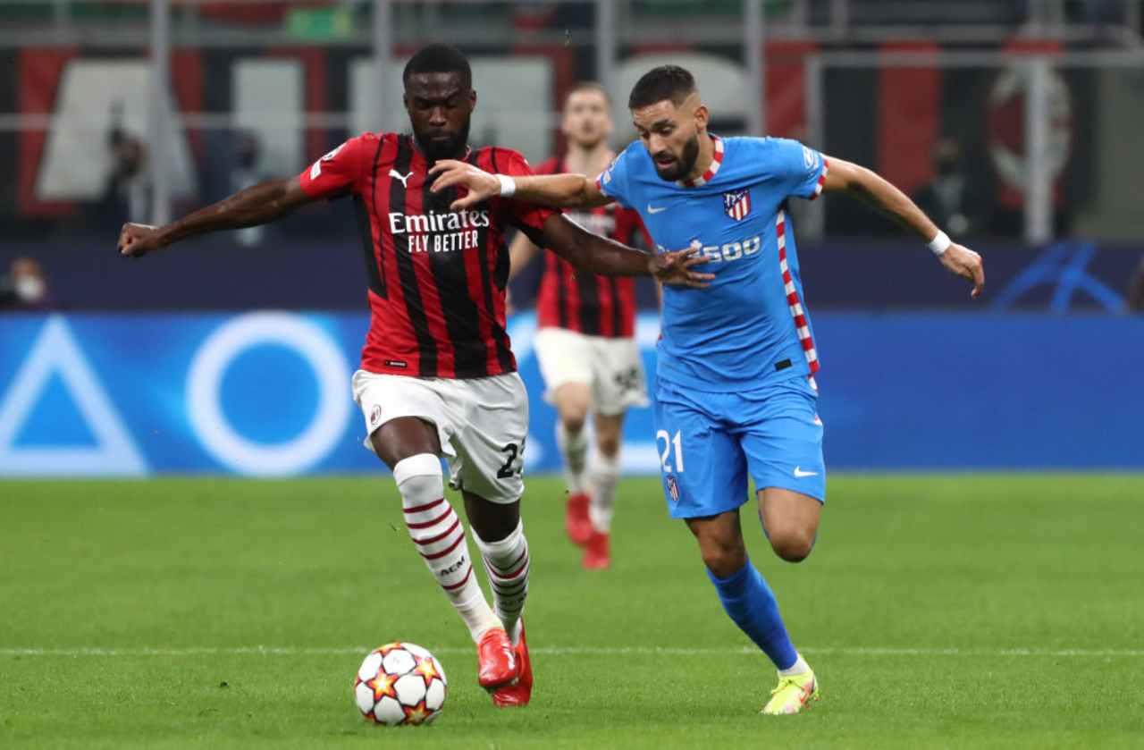 Il Newcastle spaventa anche il Milan: 60 milioni di euro