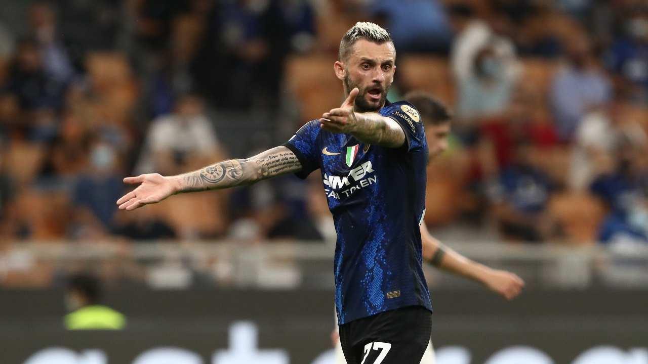 Brozovic Milan Inter