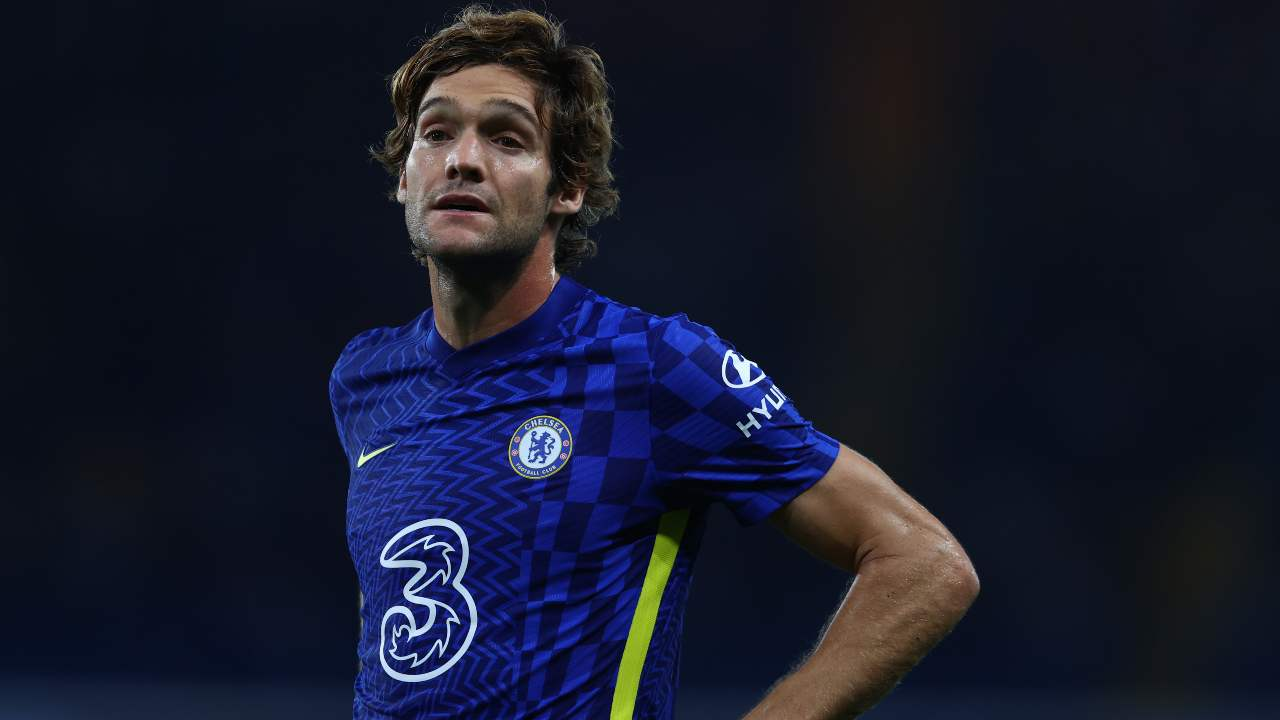 Marcos Alonso Inter