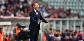 Juventus Sassuolo Allegri