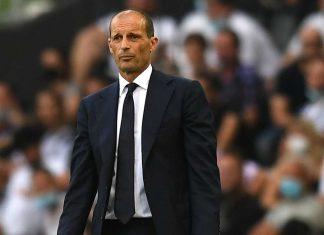 Allegri Juventus Sassuolo Chiesa