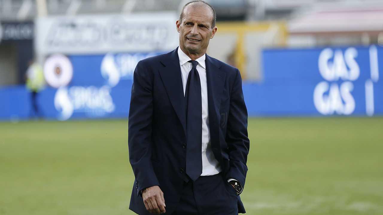 Juventus Vlahovic McKennie Pellegrini